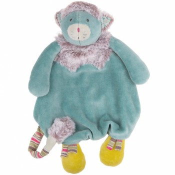 Doudou chat les Pachats Moulin Roty
