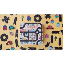 Puzzle routes Londji