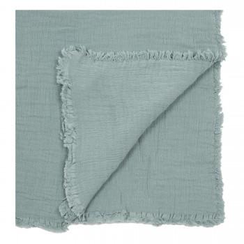 Plaid celadon Harmony textile
