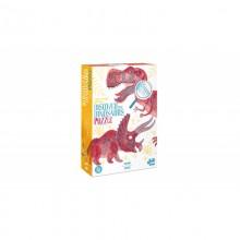 Puzzle dinosaures Londji
