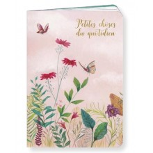 Petit carnet papillons editions